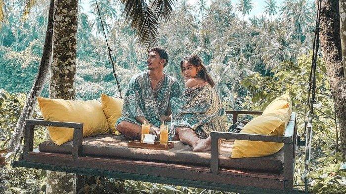 Potret Jessica Iskandar saat liburan bareng sang kekasih, Vincent Verhaag.
