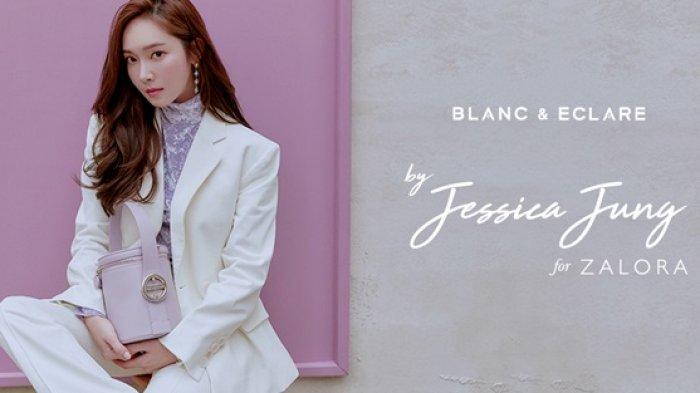 Zalora Umumkan Kerja Sama dengan BLANC & ECLARE milik Jessica Jung Eks SNSD