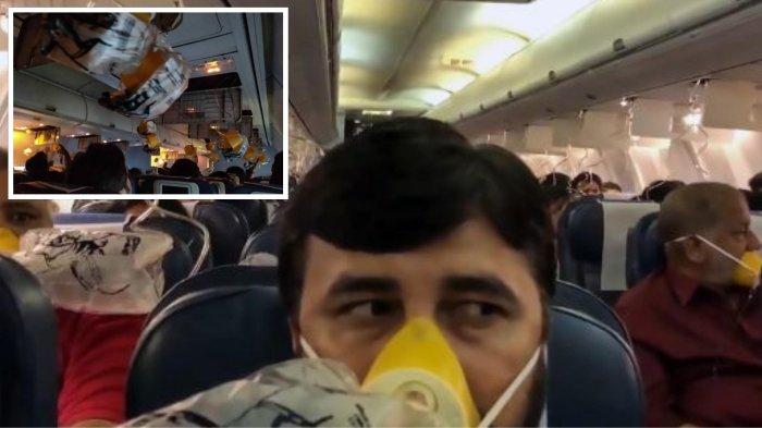 Penumpang Jet Airways Keluarkan Darah dari Telinga & Hidung Karena Kru Lupa Hidupkan Sistem Tekanan