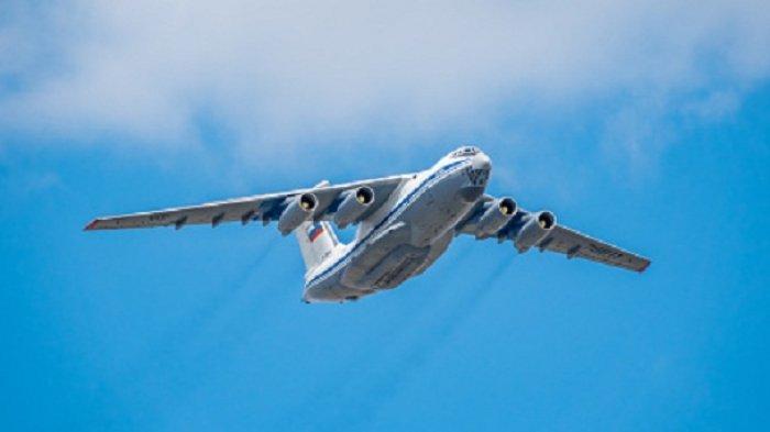 Harganya Rp 7,7 Triliun, Intip Fasilitas Pesawat Jet Super Mewah Vladimir Putin