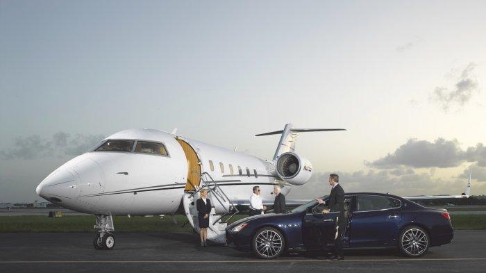 13 Perbedaan Naik Pesawat dengan Menyewa Jet Pribadi dan Membeli Tiket di Maskapai