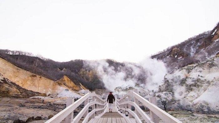 Mengintip Jigokudani, 'Lembah Neraka' di Hokkaido yang Dipercaya Jadi Tempat Tinggal Para Iblis