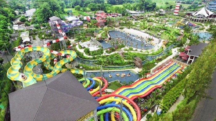 7 Rekomendasi Waterpark dan Waterbom Terpopuler di Yogyakarta, Cocok Dikunjungi Bersama Keluarga