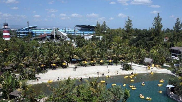 Promo Tiket Masuk Jogja Bay Lebaran 2021, Liburan Keluarga di Waterpark Cuma Rp 30 Ribu
