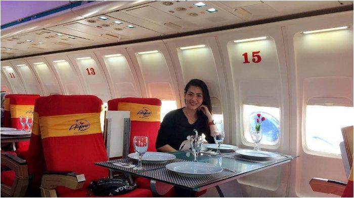 Jogja Airport Resto, Mencoba Kuliner dengan Sensasi Berbeda di Dalam Pesawat Terbang