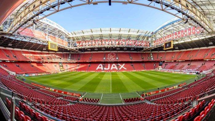 Megahnya Johan Cruyff Arena di Amsterdam, Lokasi Pertandingan Wales vs Denmark 16 Besar Euro 2020