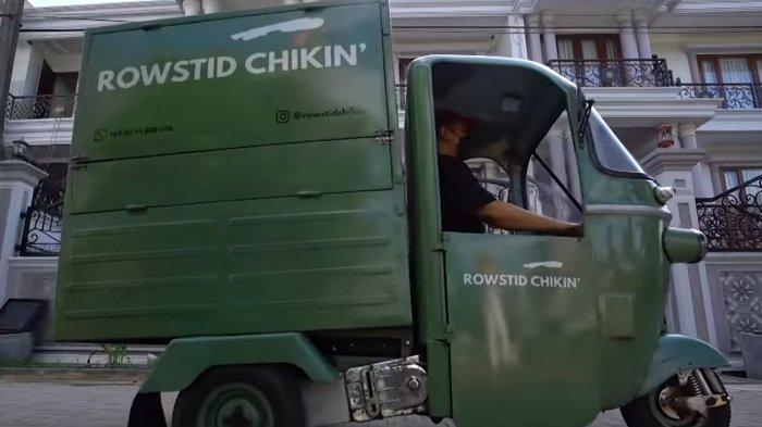 Ayam panggang ROSWTID CHIKIN'