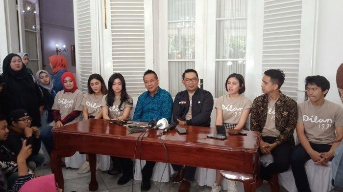 Apresiasi Film Dilan, Bandung Berencana Akan Bangun Taman Dilan dan Cetuskan Hari Dilan
