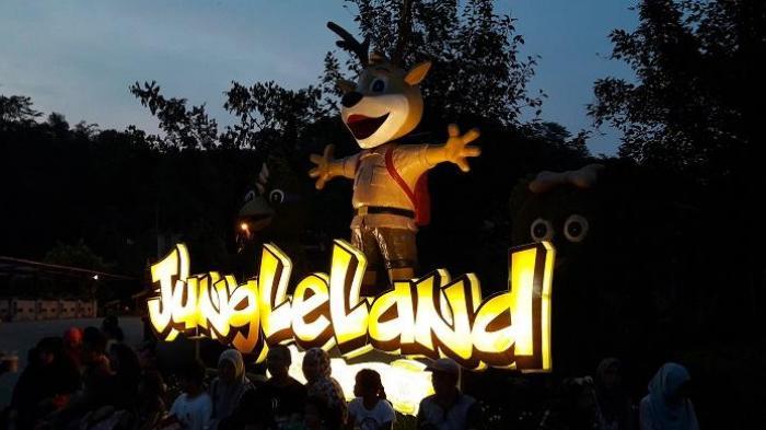 Promo Agustus Jungleland Bogor - Khusus Pokemon Hunters! Main ke Sini Cuma Bayar Separuh HTM Lho