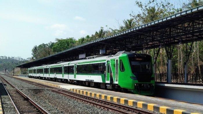 Cegah Penyebaran Virus Corona, Jadwal Perjalanan Kereta Bandara YIA Dibatalkan