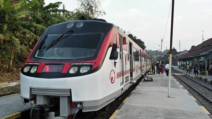 Jadwal KA Batara Kresna Rute Solo-Wonogiri, Lengkap dengan Tarif Tiketnya