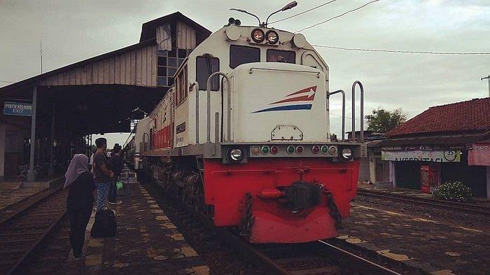 Jadwal Kereta Api di Stasiun Sidareja, Akses Terdekat Menuju Pantai Pangandaran