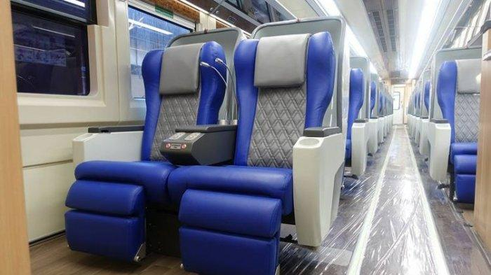 Mengenal Kemewahan dari Kereta Api Luxury 2 yang Baru Diluncurkan