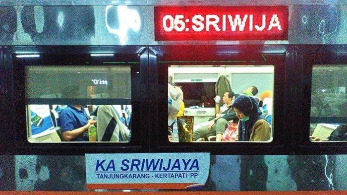 Promo Tiket KA Sriwijaya Maret 2020, Kelas Eksekutif Cuma Rp 175 Ribu