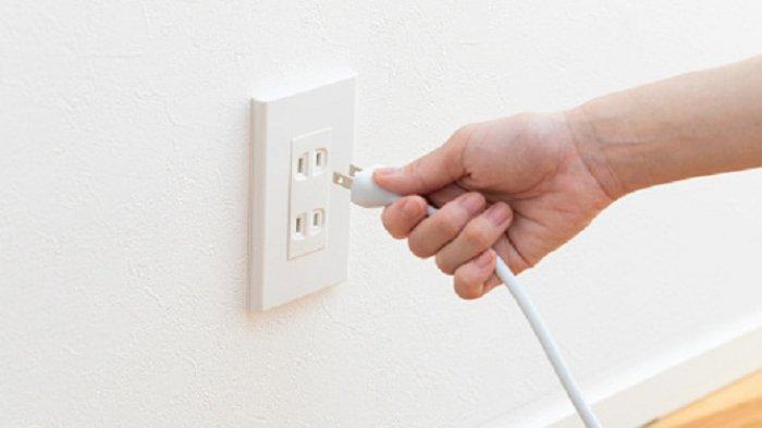 Ilustrasi kabel listrik