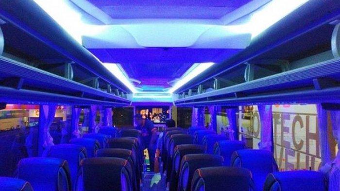 Ternyata Ini Alasan Kenapa Lampu Kabin Bus Dimatikan Ketika Berjalan