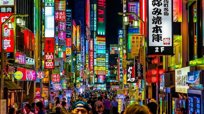 5 Hal Menarik yang Bisa Kamu Lakukan di Kabukicho, Distrik Lampu Merah di Tokyo, Jepang