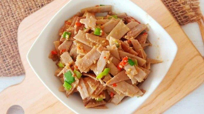 Kadedemes, Kuliner Khas Sumedang dari Kulit Singkong, Zaman Dulu jadi Makanan Mewah