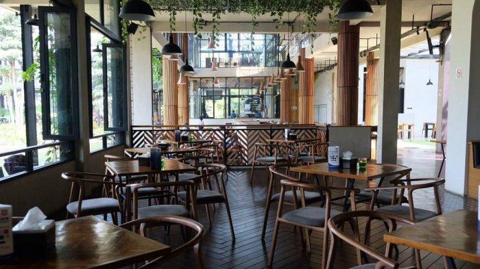 Kafe Kalpa Tree, Tempat Bukber di Bandung yang Instagramable