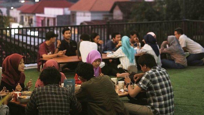 Liburan di Semarang? Habiskan Sore dengan Nongkrong di Kahatkene yang Lokasinya Tak Jauh dari Undip