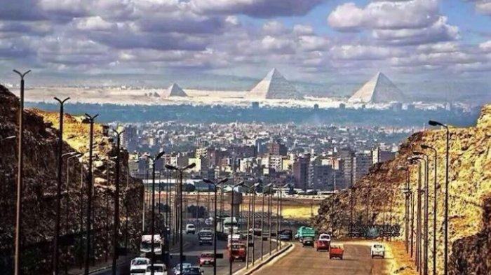 Kairo adalah kota yang sangat tua.