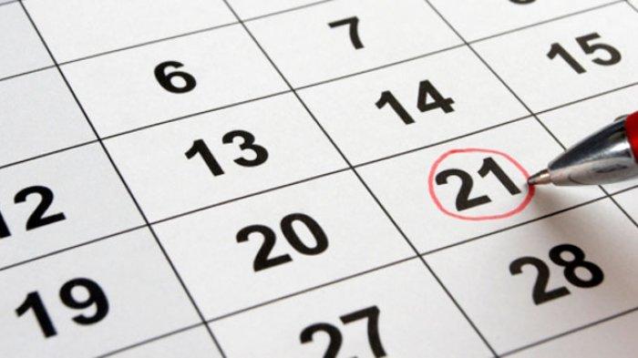 Cuti Bersama 2021 Dipangkas jadi 2 Hari, Berikut Alasan dan Daftar Lengkapnya