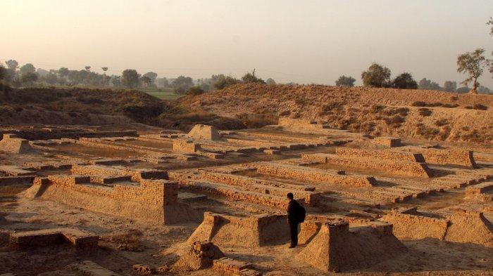 4 Alasan Bangunan dan Kota Kuno Sering Ditemukan dalam Kondisi Terkubur Tanah