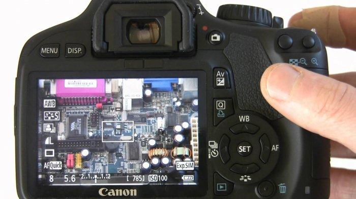 Kamera Murah - Mau Hasil Foto Travelingmu Makin Menarik, Ini 3 DSLR Terbaik Cuma Rp 2 Jutaan