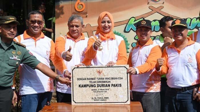 Kampung Durian Pakis Jember, Wisata Baru di Jawa Timur untuk Para Pecinta Durian