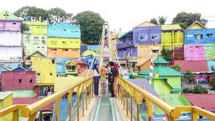 Kabar Gembira, Kampung Warna-warni Jodipan dan Kampung Tridi Segera Dibuka untuk Wisatawan