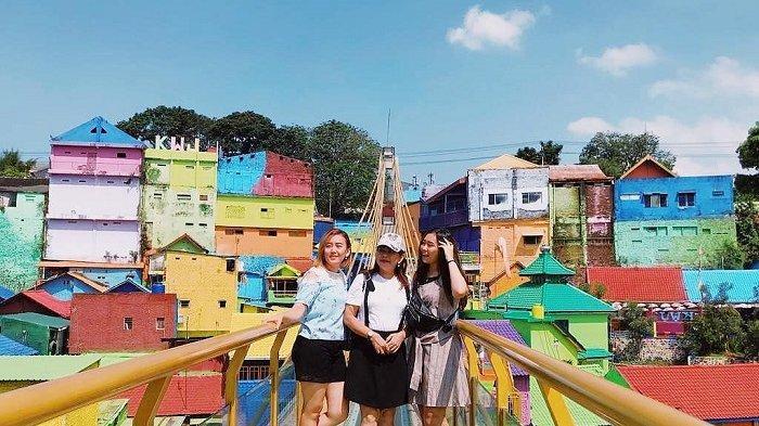 Dulu Kumuh, 3 Kampung di Malang Ini Sekarang jadi Tempat Wisata Instagramable