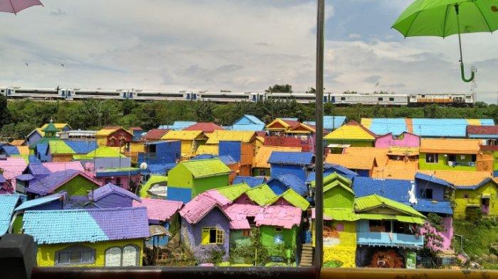 Kampung Warna-Warni di Malang Sudah Diizinkan Dibuka untuk Kunjungan Wisata