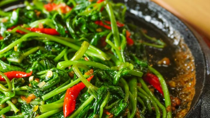 Sebabkan Asam Urat hingga Perut Kembung, 6 Jenis Sayuran Ini Harus Dihindari saat Sahur