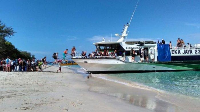 Kawasan Wisata Tiga Gili di Lombok Ditutup untuk Cegah Virus Corona