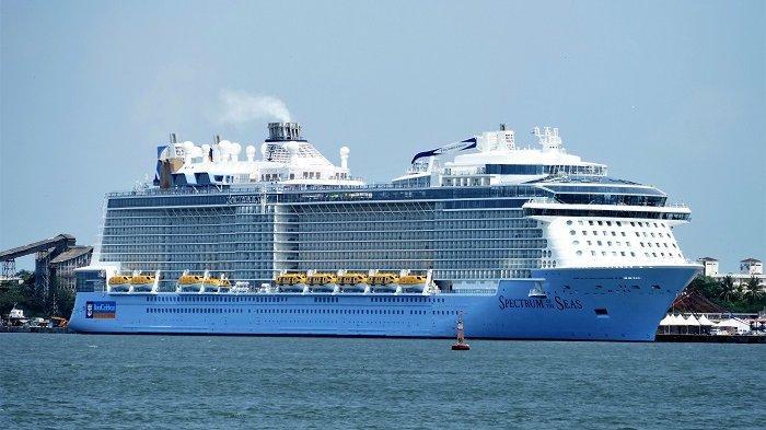 Ilustrasi kapal milik Royal Caribbean