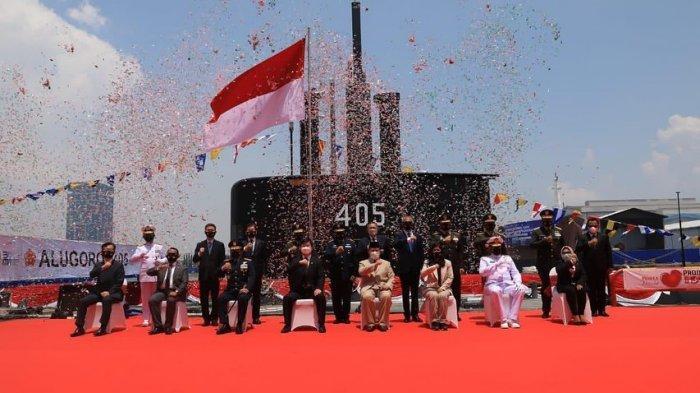 TRIBUNTRAVEL UPDATE: Mengenal Kapal Alugoro, Kapal Selam Buatan Indonesia dan DMSE Korea Selatan