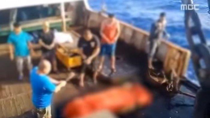 Viral Video Jenazah ABK WNI Kapal Tiongkok Dilarung ke Laut, Ini Tanggapan Kemenhub
