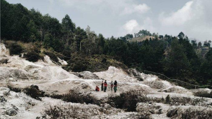 Kawasan Wisata Galunggung, Tasikmalaya Kembali Dibuka untuk Wisatawan