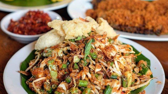 Resep Karedok, Masakan Khas Sunda Berisi Sayuran Segar dengan Bumbu Gurih