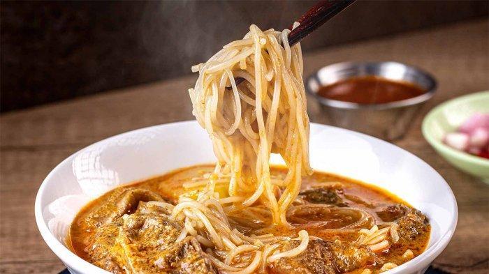 6 Kuliner Legendaris di Medan untuk Makan Siang, Lezatnya Kari Tabona yang Disantap dengan Bihun