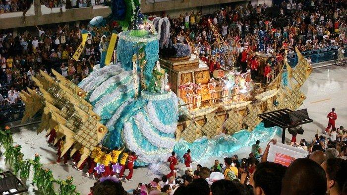 Imbas Covid-19, Karnaval Terbesar di Brazil Ini Batal Digelar untuk Pertama Kalinya dalam Satu Abad