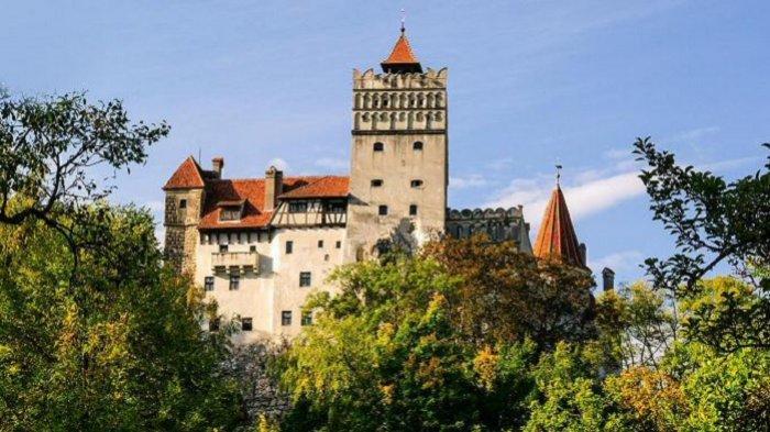 Kastil Bran di Rumania