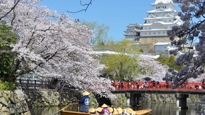 4 Kastil Terindah di Jepang yang Punya Kisah Menyeramkan di Baliknya, Tempat Eksekusi sampai Perang