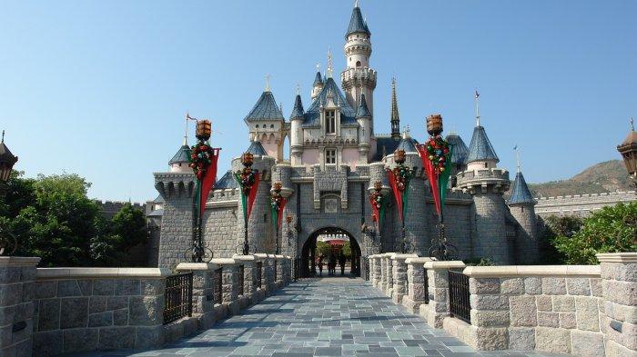 12 Fakta Unik Kastil Disney, Ada Kamar Rahasia dalam Istana Cinderella di Walt Disney World
