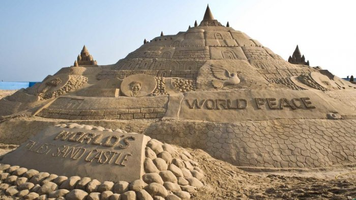 Merinding! Inilah 7 Tempat Tertinggi Dunia yang Keringat Dingin, Berani Naik Nggak?