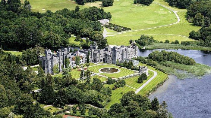 Mewahnya Kastil Berusia 800 Tahun, Tempat Pasangan Skotlandia Jalani Karantina Saat Pandemi