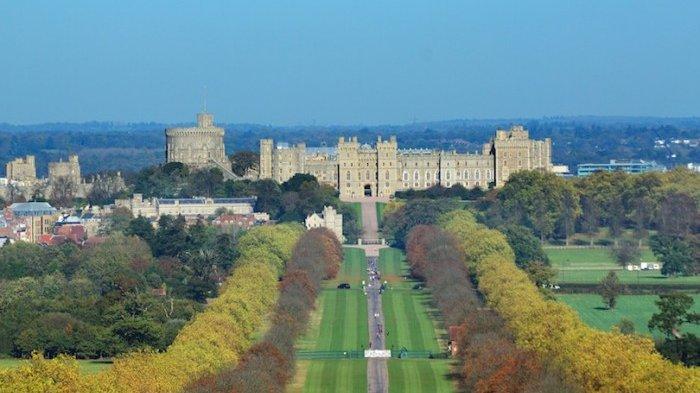 Royal Vault, Pemakaman di 'Bawah' Kapel St George Kastil Windsor Tempat Pangeran Philip Dikebumikan