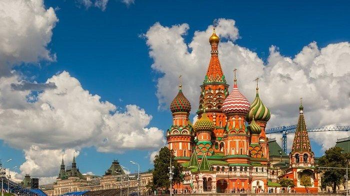 Ridwan Kamil Joging di Red Square, Ternyata Di sekitarnya Ada 7 Objek Wisata Lain yang Mempesona