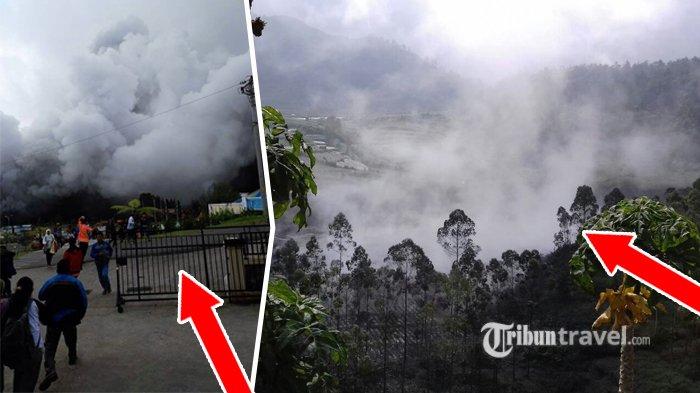 Jadi Kawah Paling Berbahaya di Kawasan Dieng, Letusan Sileri Pernah ... Tribun Travel - Tribunnews.com Jadi Kawah Paling Berbahaya di Kawasan Dieng, Letusan Sileri Pernah Renggut 117 Nyawa