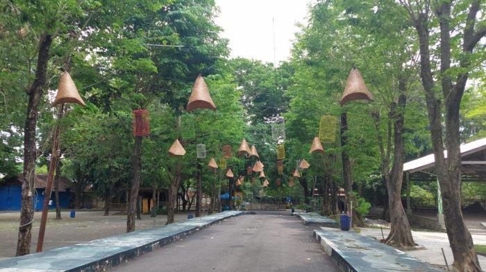 Kawasan Taman Satwa Taru Jurug